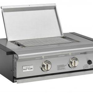 Patton Patron Build-In 2 Burner - Barbecue