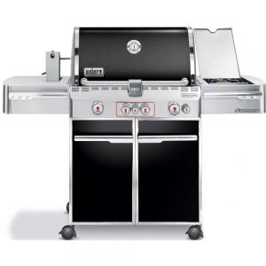 Weber Summit E-470 GBS System Edition Black